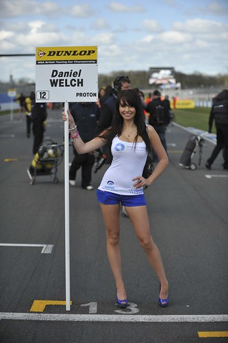 DSC_9650-BTCC-Donington Park 2012-Team Proton Grid Girl-Georgia Graham.