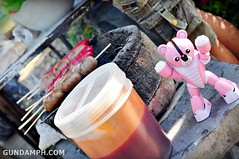 Pink Bearguy at Vigan
