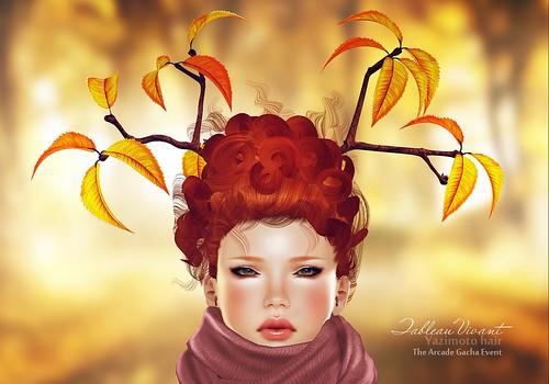 -Tableau Vivant~Yazimoto hair AD