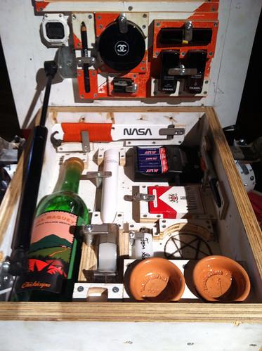 emergency space kit