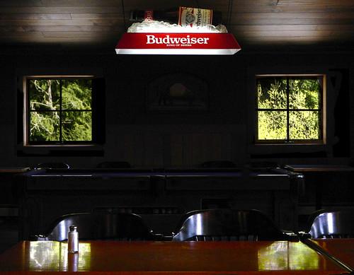 the pub at Port Renfrew