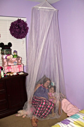 The Fairy Reading Tent