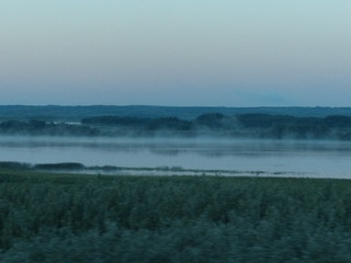 Early Morning in Western Saskatchewan