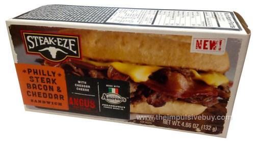 Steak-Eze Philly Steak Bacon & Cheddar