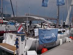 Hanse 385, Boat Asia 2012, Marina @ Keppel Bay