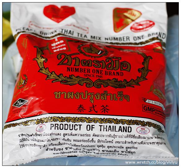 [曼谷]必買清單之一~手標泰式茶.chaa yen作法 @VIVIYU小世界
