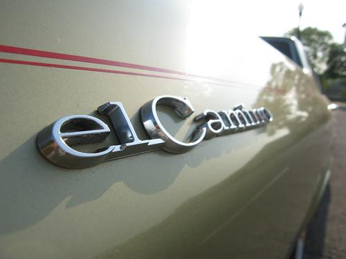 1968 Chevrolet El Camino b