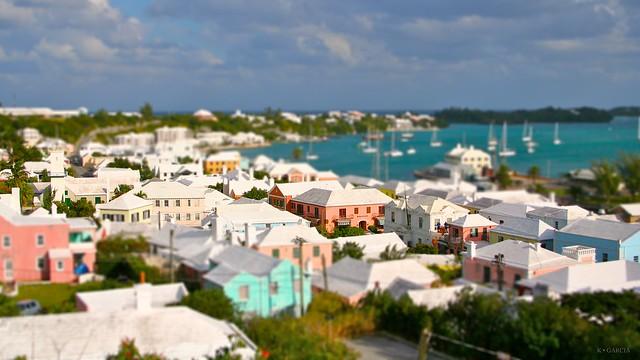 Bermuda in Miniature