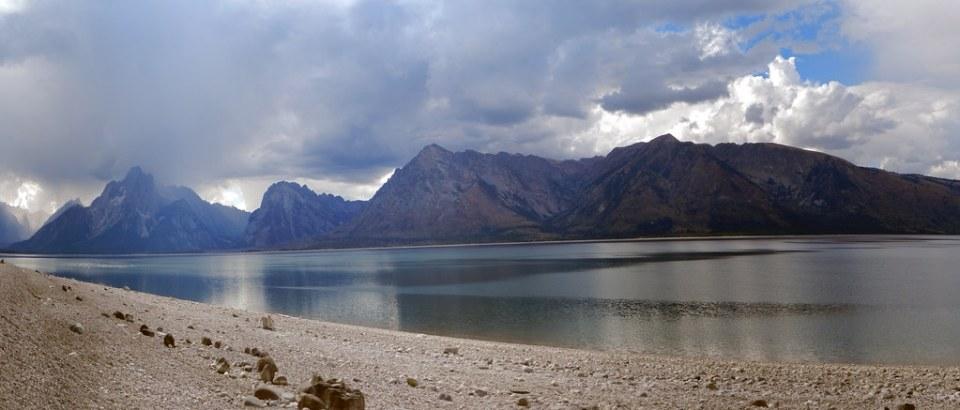 Lago Jackson Parque Nacional del Grand Teton EEUU 02