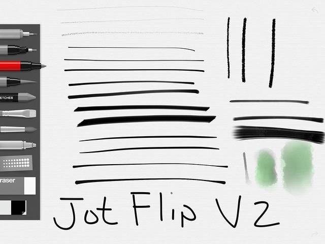 Jot Flip V2 Test 1