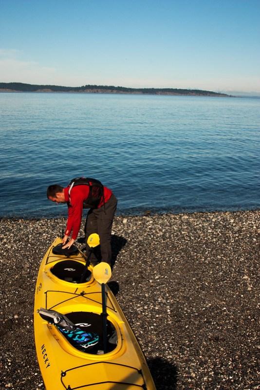 Point Doughty Kayaking Tour
