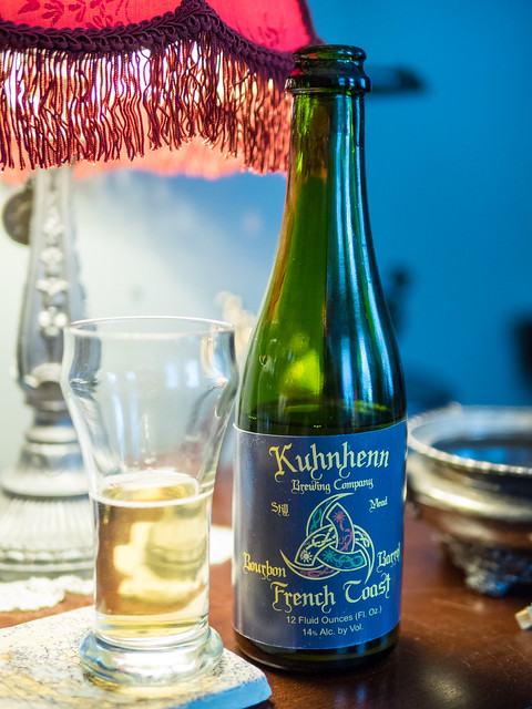 Kuhnhenn Bourbon Barrel French Toast Mead