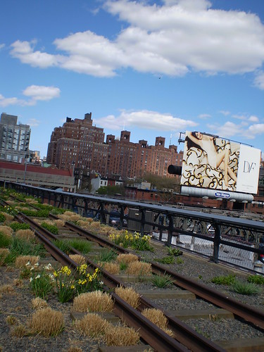highline heading north