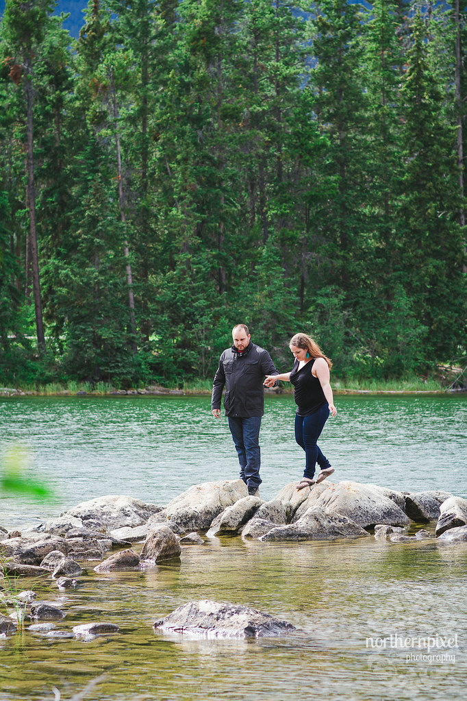 Pyramid Lake Engagement