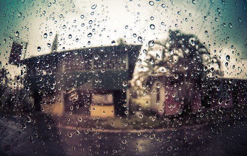 Rainy Days and Mondays...