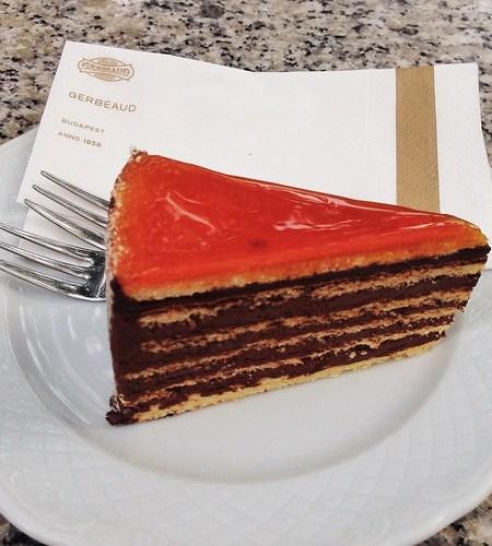 Torta Dobos, Budapest