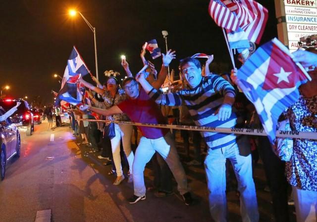 Photo courtesy of David Santiago/El Nuevo Herald via Associated Press