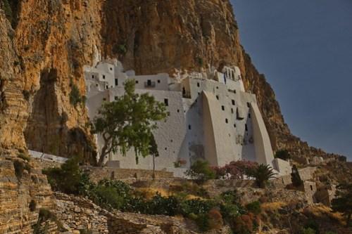 The Monastery of Amorgos