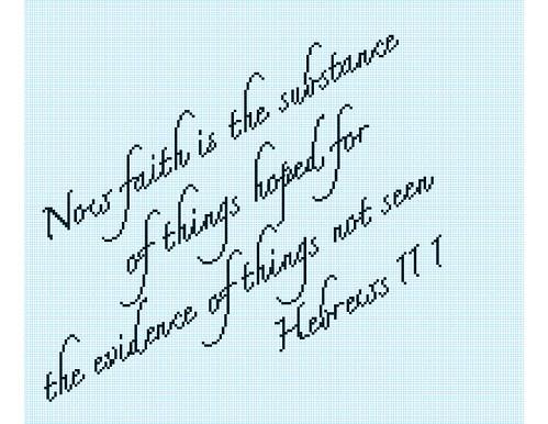 Hebrews-11-1 by Carmen CS