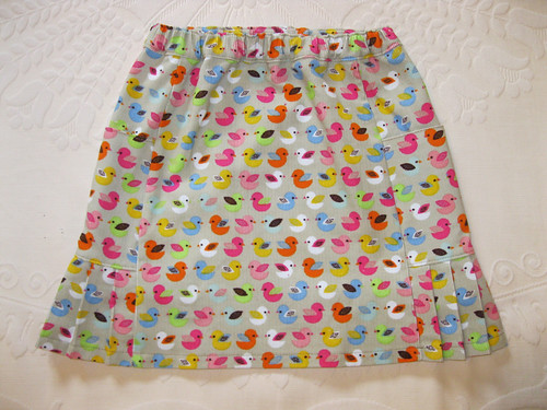 Oliver + s music class skirt for Stella - size 6
