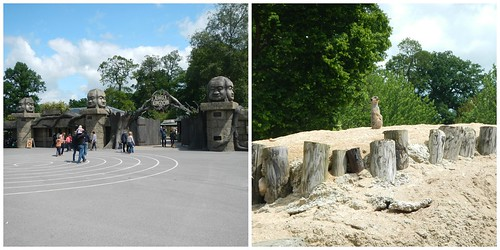 Longleat - Jungle Adventure