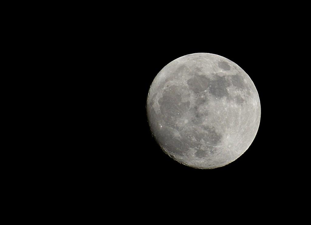 Moon by Dirk Paessler