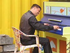Pianist Tim Driver