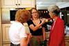 31  Winner Isobel Nass talking with club members Dorothy Fulham and Kay Bingeman.