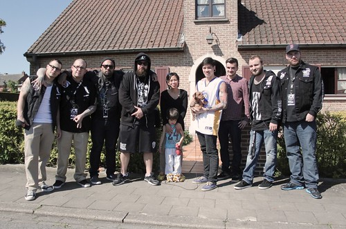 Germany - Crowd Deterrent Tour 2013