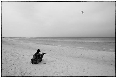 Flying A Kite by Davidap2009
