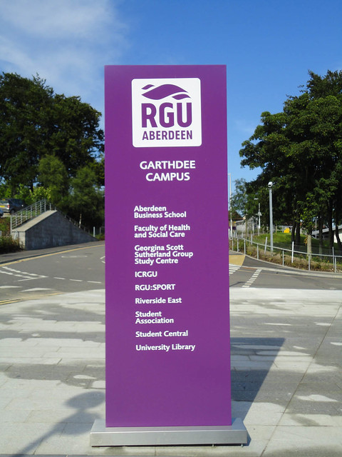 RGU New Build 26th July 2013