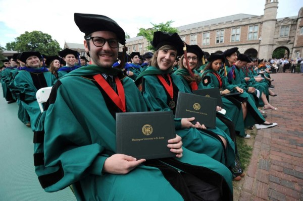 Commencement 2013 – Washington University School of ...