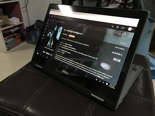 คุณภาพเสียงจาก MAXX Audio Pro ทำให้ Dell Inspiron 13 5000 Series นี่เอาไว้ดูหนังเพลินดี