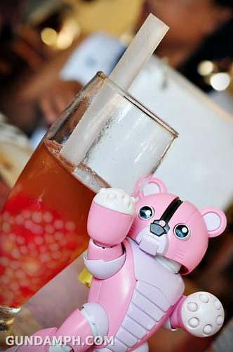 Pink Bearguy at Max's Vigan