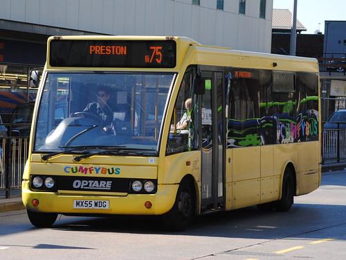 Cumfybus MX55WDG