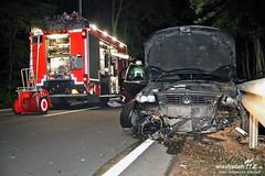 Unfall umgestürzter Baum B54 31.05.13