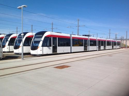 Tram-lann Dhùn Èideann, Gogar, D.È