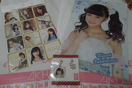 AKB48 Shop loot