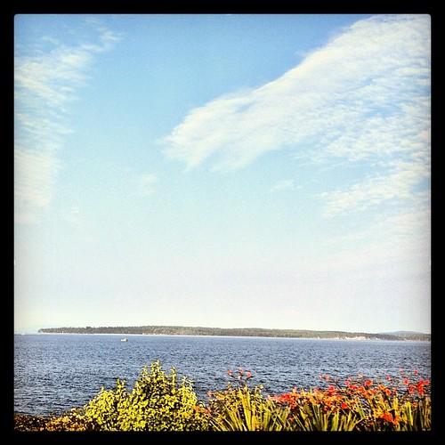 Juan de Fuca Strait by @MySoDotCom