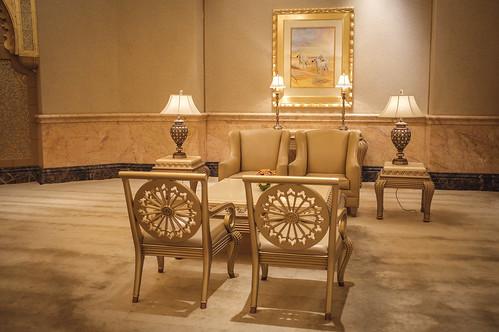 Emirates Palace Hotel, Abu Dhabi - Lobby III.