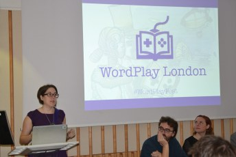 WordPlay London 2016