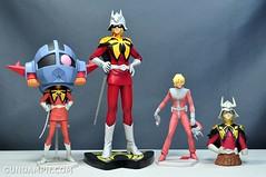 Deluxe Char Figure - Gundam DX (31)