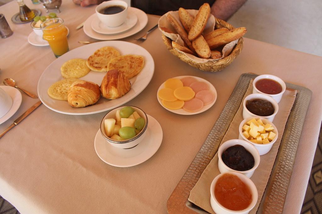 Desayuno en Abracadabra