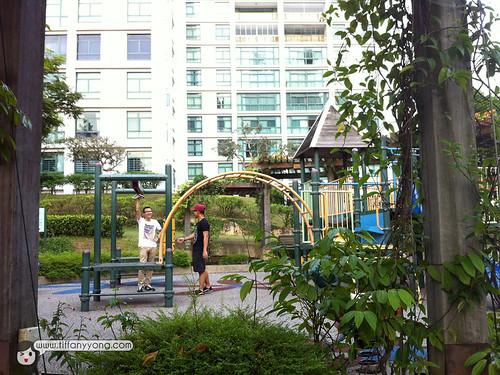 beautiful playground