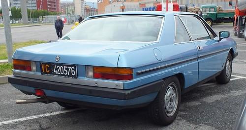 Lancia Gamma 2000 coupé (1)