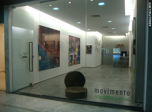 Galeria Movimento - Copacabana