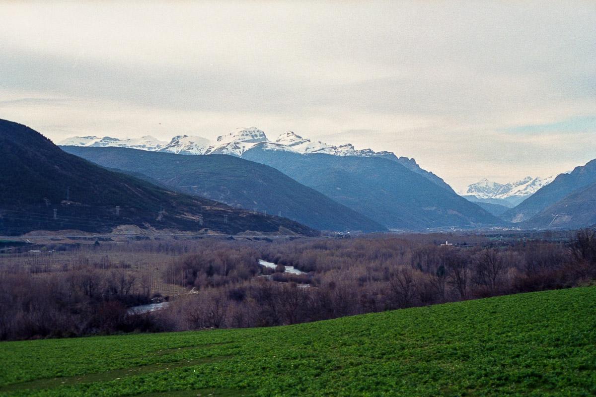 Valle del Gállego y Peña Telera