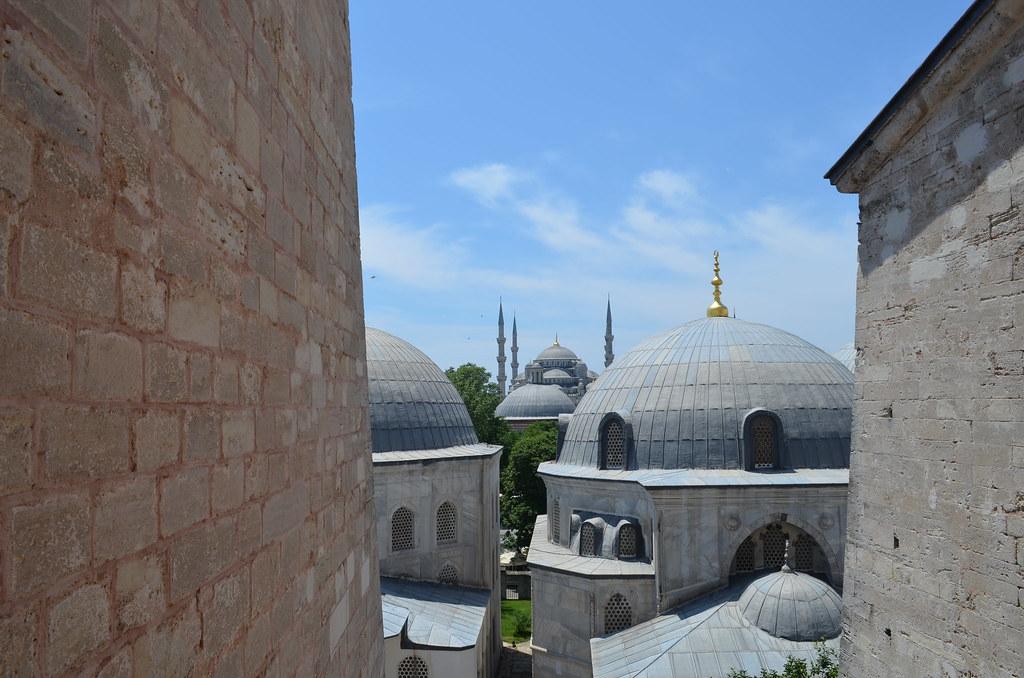 Blue Mosque - Hagia Sophia - Istanbul