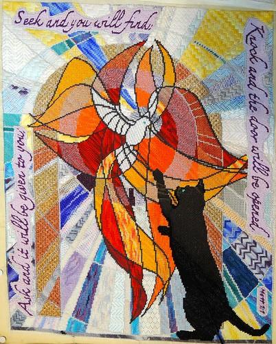 Reaching - in progress by Carmen CS