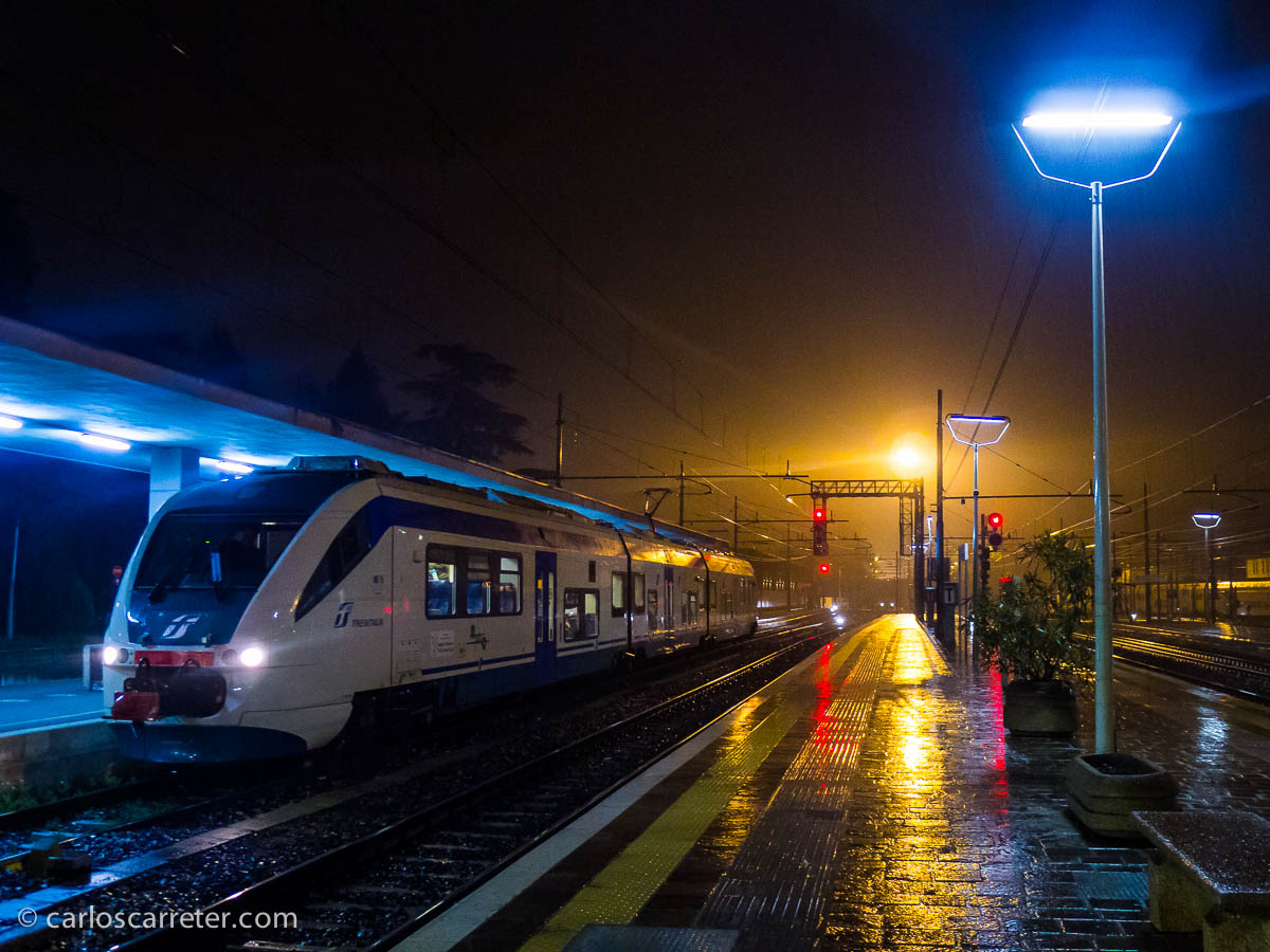 Estación de Vicenza
